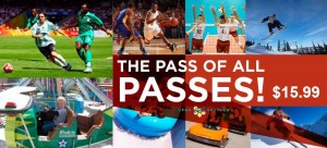 Pass of All Passes $15.99