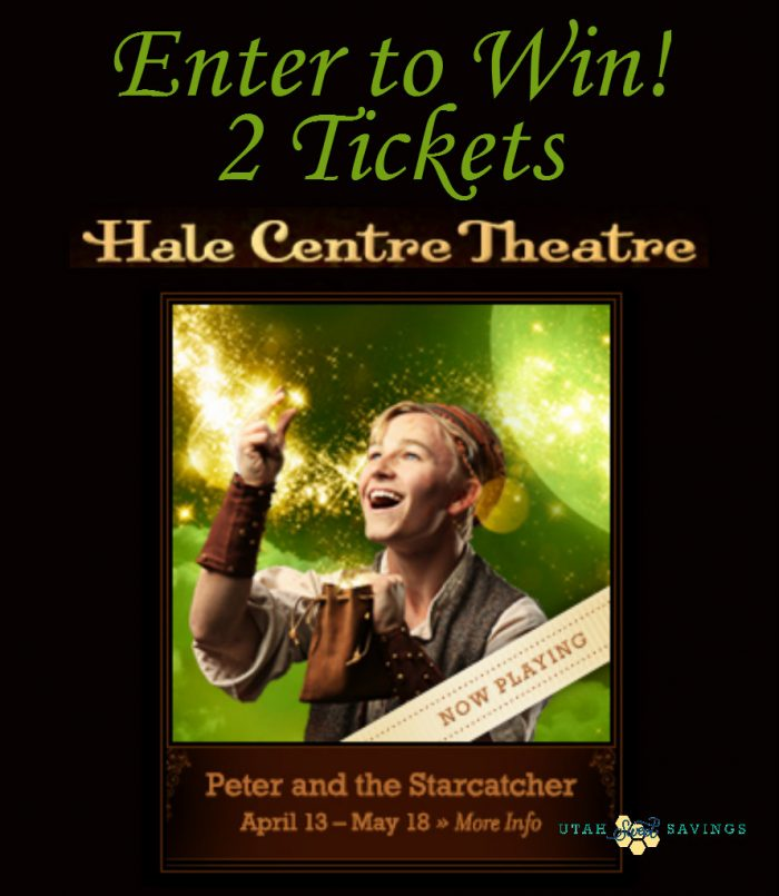 Peter and the Starcatcher giveaway