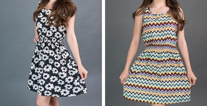 Silky Soft Summer Dress