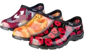Sloggers Women's Waterproof Garden Clogs