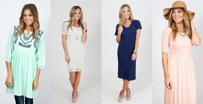 Spring Dress Clearance