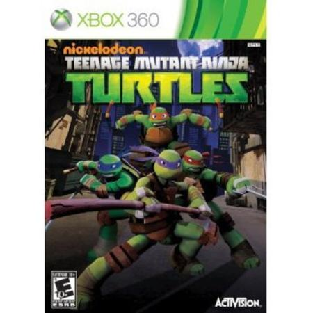 Teenage Mutant Turtles xbox
