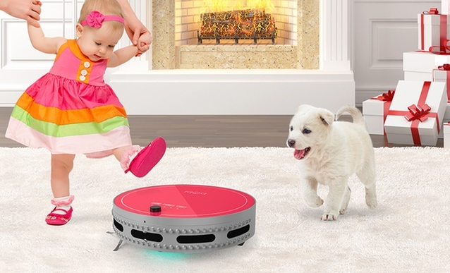 bObi Pet or bObi Classic Robotic Vacuum Cleaner by bObsweep