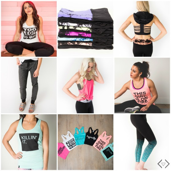 cents of style workout apparel