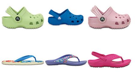 crocs 4.99 deals