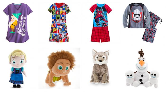 998f54d0de Disney Store  8 Pajamas   Plush!  Today Only  – Utah Sweet Savings