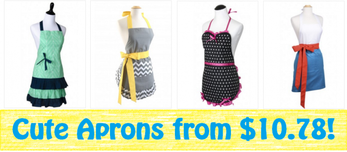 flirty aprons mothers day