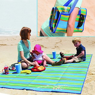 folding mat for beach