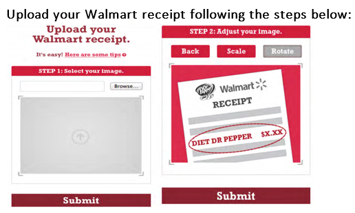 fund receipt