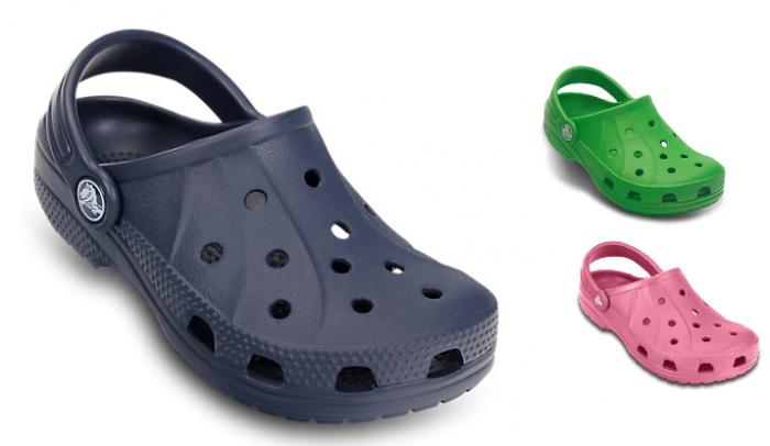 kids crocs clogs
