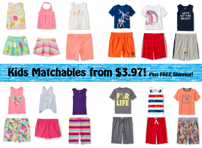 Mens Stocking Stuffers 2016 Kids Matchables Tops Amp Bottoms From 3 97 Shipped Utah