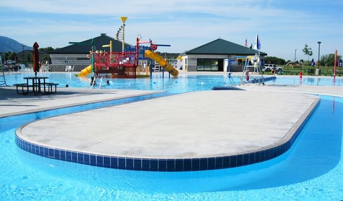 north shore aquatic center