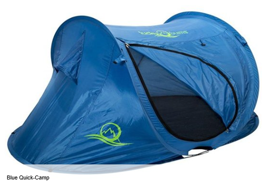 quick cmp pop up kids tent