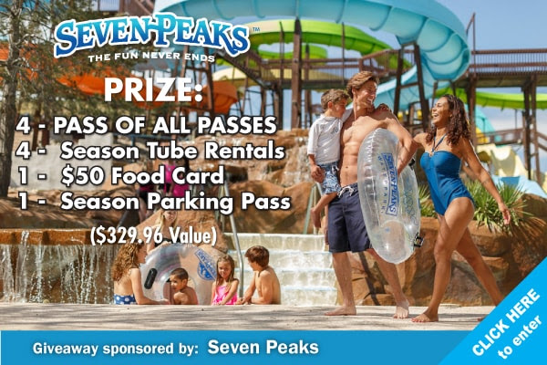 seven peaks family fun pack giveaway