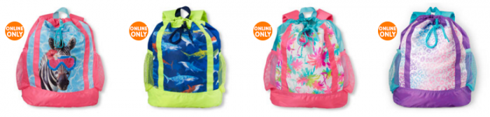 swim backpacks