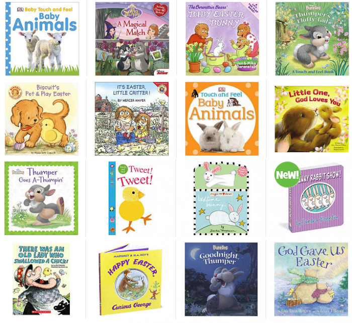 toys r us easter books