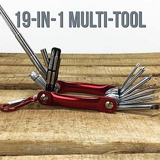 19 in 1 multi tool