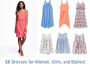 $8 dresses old navy