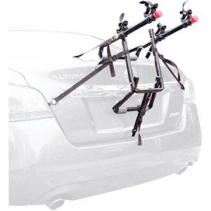 Allen Sports 102DN Deluxe 2-Bike Trunk Mounted Bike Rack