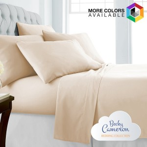 Becky Cameron Bedsheet Set with 2 Free Pillowcases