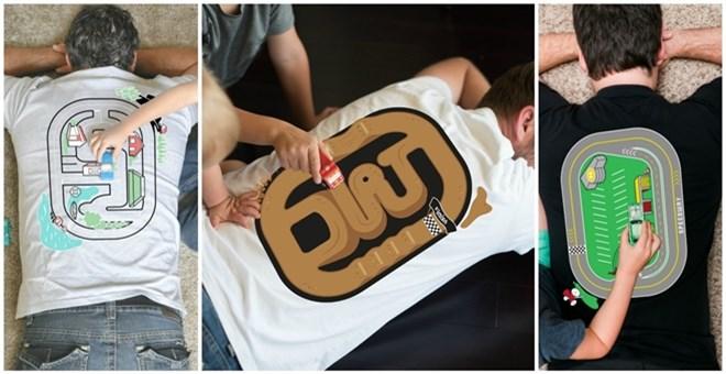 Car Massage Shirts