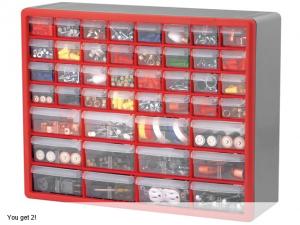 Hardware & Craft Cabinets