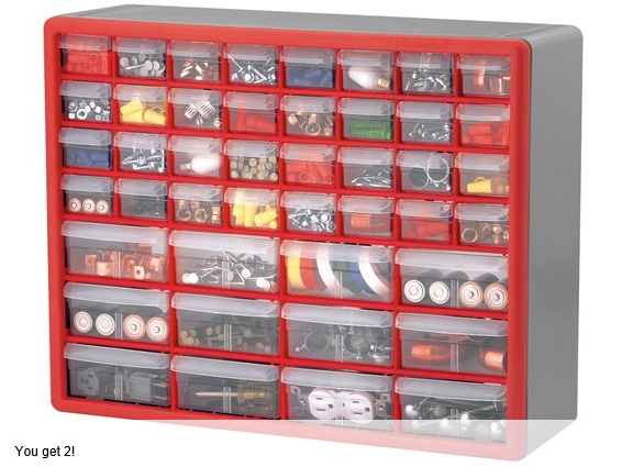 Hardware & Craft Cabinets