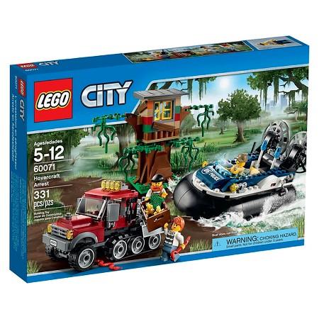 LEGO® City Police Hovercraft Arrest 60071