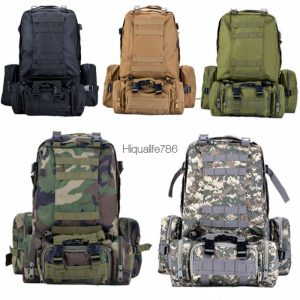 Military Tactic Backpack style 2