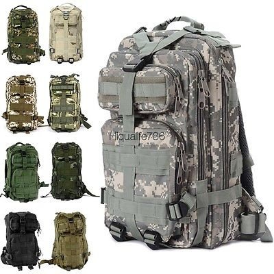Military Tactic Backpack