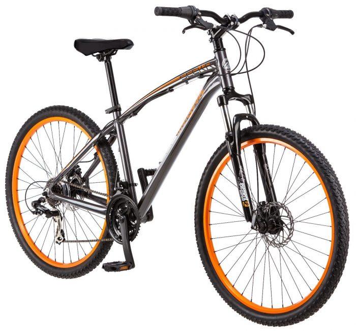 Mongoose 27.5 in Men Seeker Mountain Bike