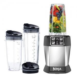 Nutri Ninja® Single Blender with Auto-iQ