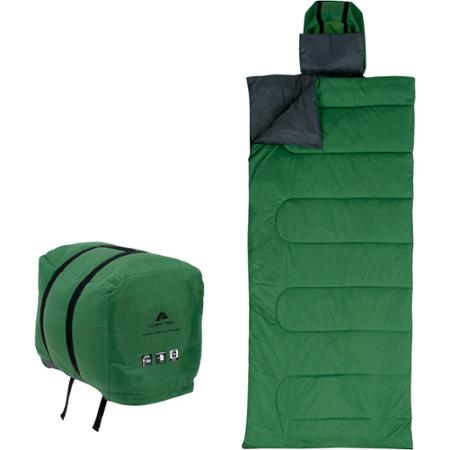 Ozark Trail Warm Weather X-Large & Long Rectangular Sleeping Bag