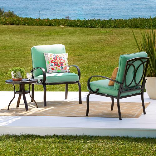 SONOMA Goods for Life™ Claremont Side Table & Chair 3-piece Set