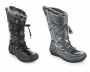 Sporto Waterproof Pull-On Lace Front Boots