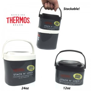Thermos Stack N' Lock Insulated Food Storage System