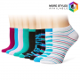 Women's Funky Printed Ankle Socks