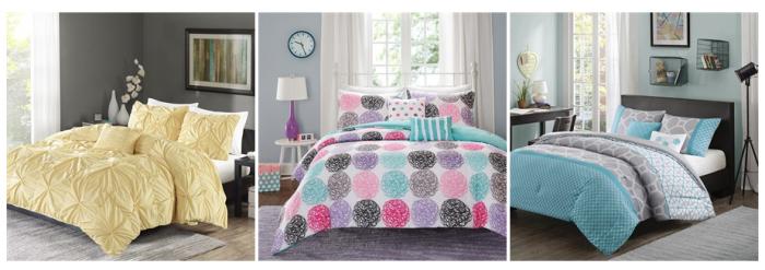 bright bedding sale