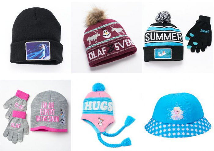 disney frozen hats
