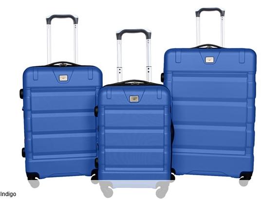 Dockers Hardside Spinner Luggage 3 Piece Set 119 99 Reg