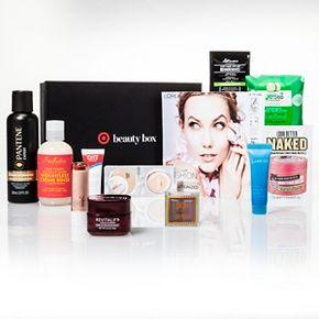 june target beauty box