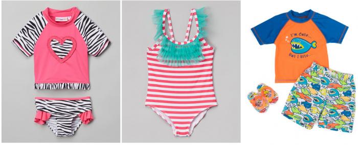 kids swim suits
