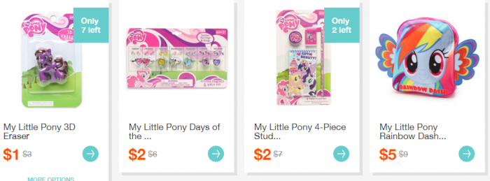 my little pony mix