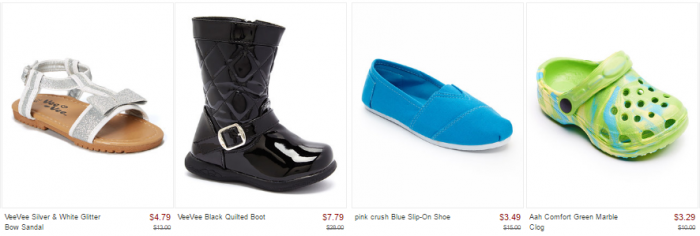 zulily warehouse shoes