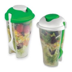 2 Pack of Salad To Go Sets 2 For $7 Or 4 For $11! SHIPS FREE!