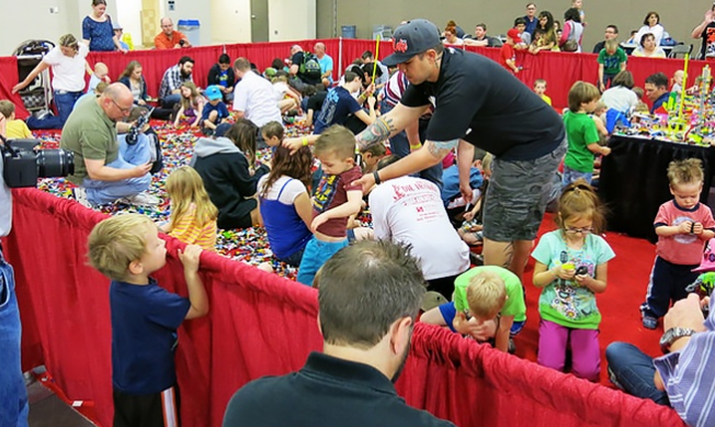 BrickSlopes Lego Fan Expo Discounted Admission