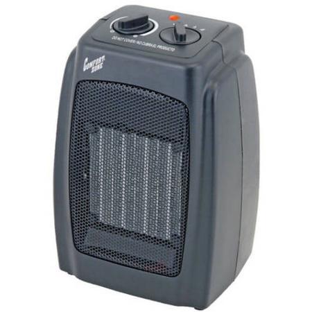 Comfort Zone Ceramic Heater $7.88 (Reg. $18.84)