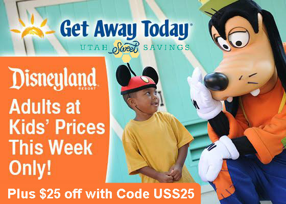 Disneyland Hot Deal
