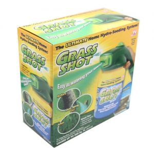 Grass Shot The Ultimate Home Hydro