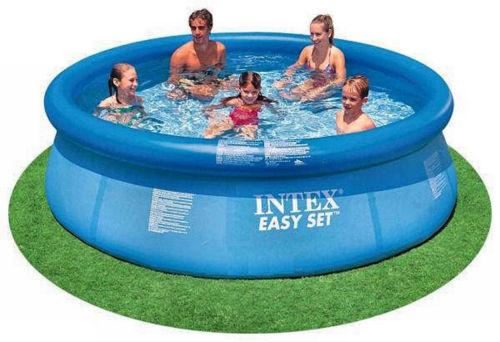 Intex 10 x 30 Easy Set Above Ground Swimming Pool